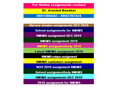 4th-Sem-Nmims-Dec-2019-Solved-Assignments